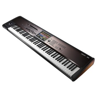Korg Kronos LS 2017 Synthesizer Workstation - Angled