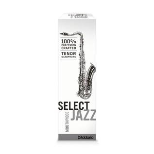 Daddario Select Jazz D6M Tenor Saxophone Mouthpiece