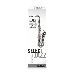 Daddario Select Jazz D8M Tenor Saxophone Mouthpiece