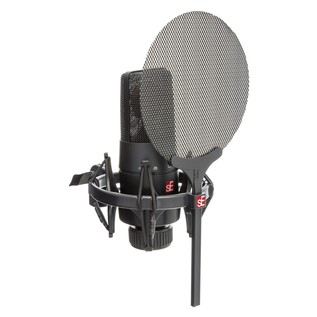 sE Electronics X1 S Vocal Pack with RF-X Reflexion Filter