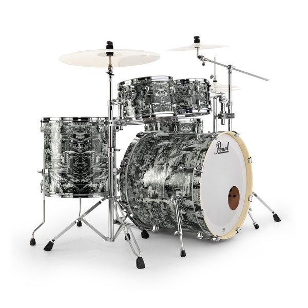 """Pearl EXA Limited Edition """"Street Life"""" 5pc Drum Kit w/ Hardware"""