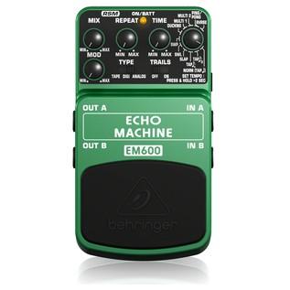Behringer EM600 Echo Pedal