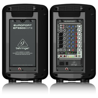 EPS500 MP3 Portable PA System