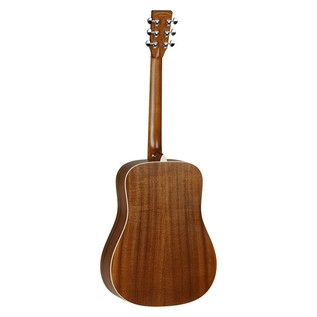 Tanglewood TW15NS Solid Spruce Top Mahogany, Natural-Back
