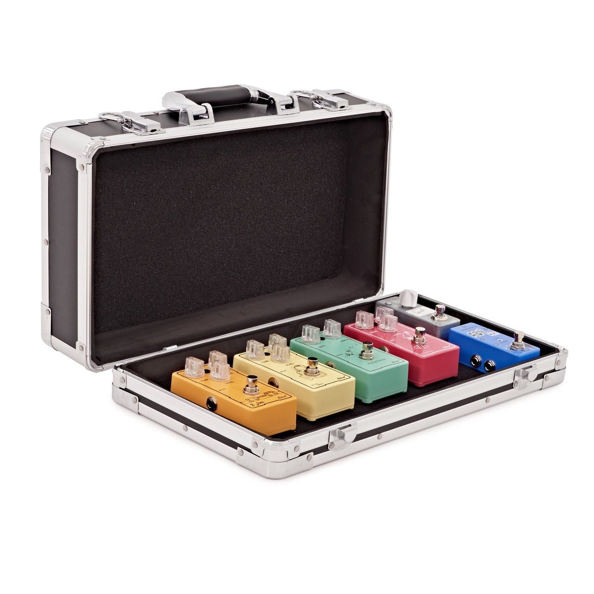 guitar pedal board flight case by gear4music at gear4music. Black Bedroom Furniture Sets. Home Design Ideas