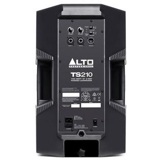 Alto Truesonic TS210 10-Inch Active PA Speaker - Rear