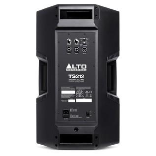 Alto Truesonic TS212 Active Loudspeaker - Rear