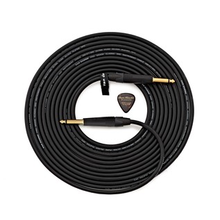 Bare Knuckle/Van Damme 20ft/6m Guitar Cable, Straight to Straight