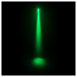 Chauvet LED Pinspot 3 green