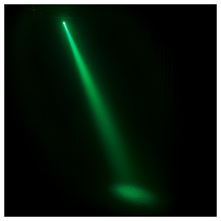 Chauvet LED Pinspot 3 green beam