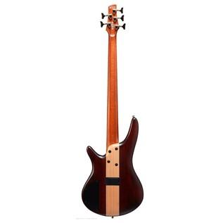 Ibanez SR805 5-String Bass Guitar, Deep Twilight