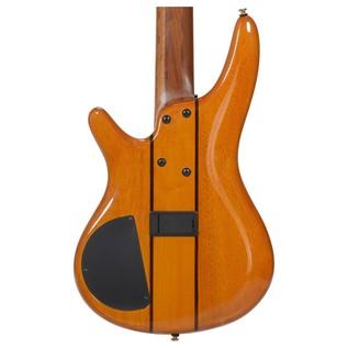 Ibanez SR805 Bass Guitar, Amber
