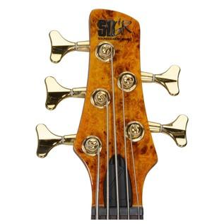 SR805 5-String Bass Guitar, Amber