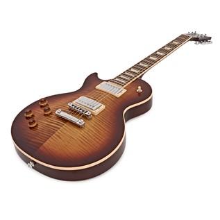 Gibson Les Paul Standard T Left Handed Guitar, Bourbon Burst (2017)