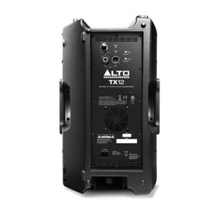 Alto TX12 12-Inch PA Speaker - Rear