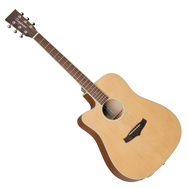 Tanglewood TW10 LH Winterleaf Series Left handed Electro Acoustic Guitar