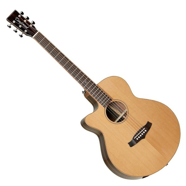 Tanglewood TWJSF CE LH Java Series Super Folk Size Electro Acoustic
