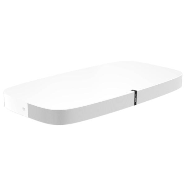 Sonos PLAYBASE, White - Angled