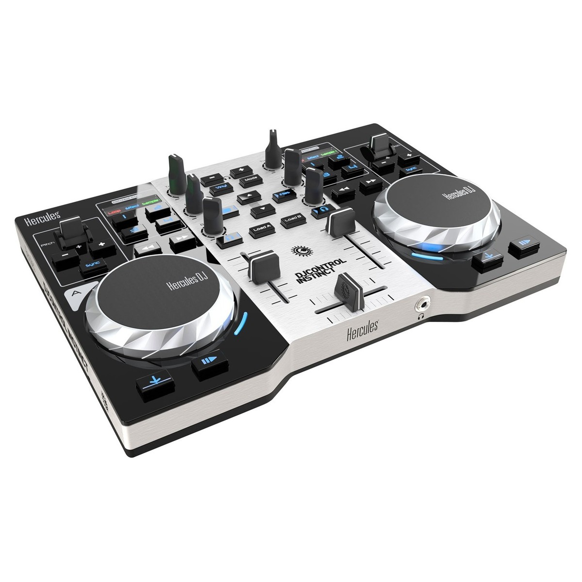 hercules dj control instinct s dj controller box opened at gear4music. Black Bedroom Furniture Sets. Home Design Ideas