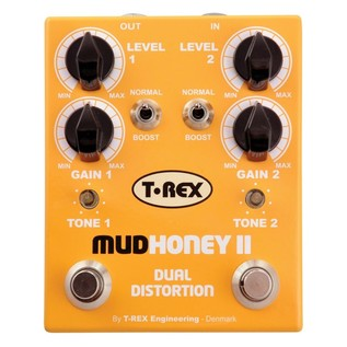 T-Rex Mudhoney II Dual Distortion Face