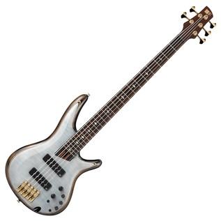 Ibanez Premium SR1405 Bass Guitar, Glacial White