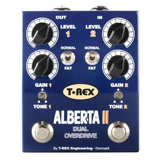 T-Rex Alberta II Dual Overdrive Face