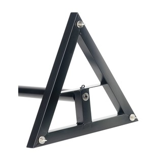 Stagg SMOS-10 Studio Monitor Stands, Pair - Bottom Triangle