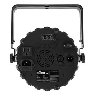 Chauvet FX Par3 Lighting Effect rear panel
