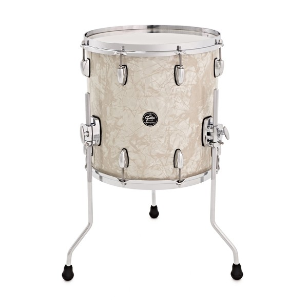 Gretsch Renown 14 X 14 Floor Tom Vintage Pearl At Gear4music