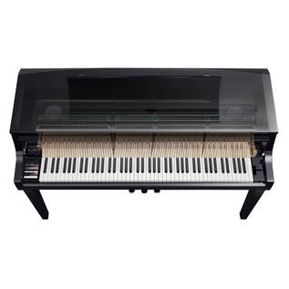 Kawai NV10 Digital Piano Open