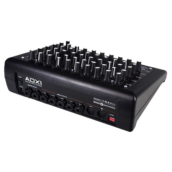 Mode Machines ADX-1 Analog Drum Expander - Angled Rear
