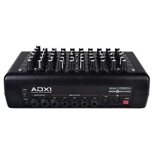Mode Machines ADX-1 Analog Drum Machine - Rear