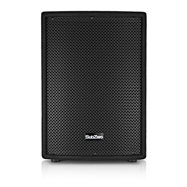 """SubZero 800W 15"""" Active/Passive Speaker System"""