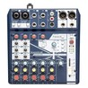 Soundcraft Kladblok 8-FX analoge USB Mixer