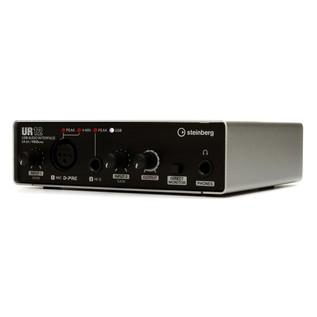 Steinberg UR-12 USB Audio Interface - Angled 2
