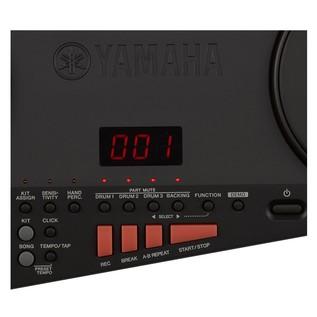 Yamaha DD-75 Controls