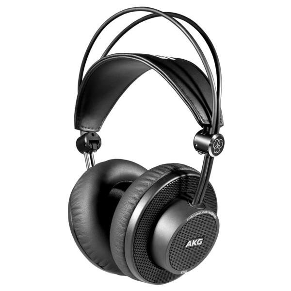 AKG K245 Headphones - Angled
