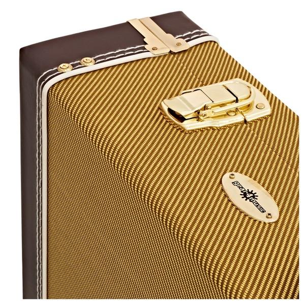 6 Guitar Rack Case by Gear4music, Tweed