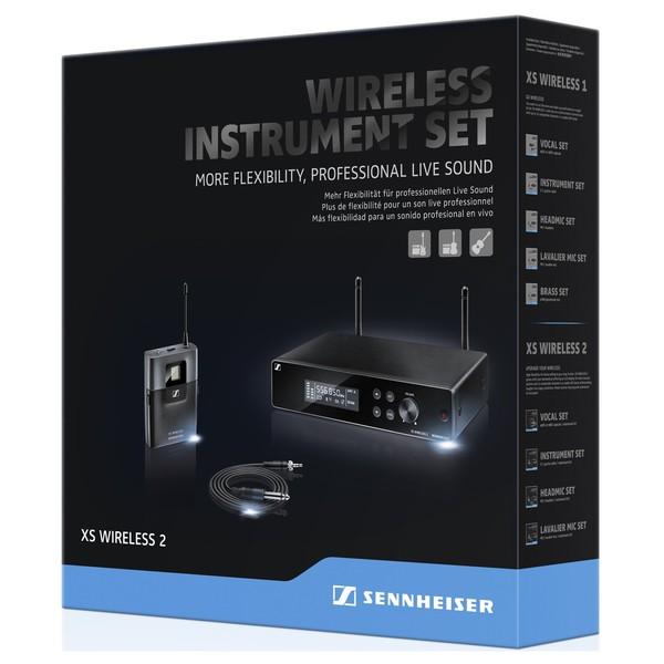Sennheiser XSW 2-CI1 Instrument Set