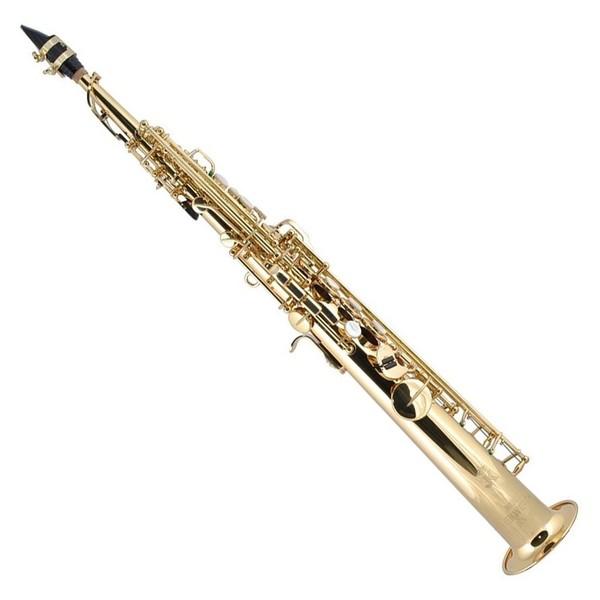 Keilwerth SX90Soprano Saxophone, Gold Lacquer