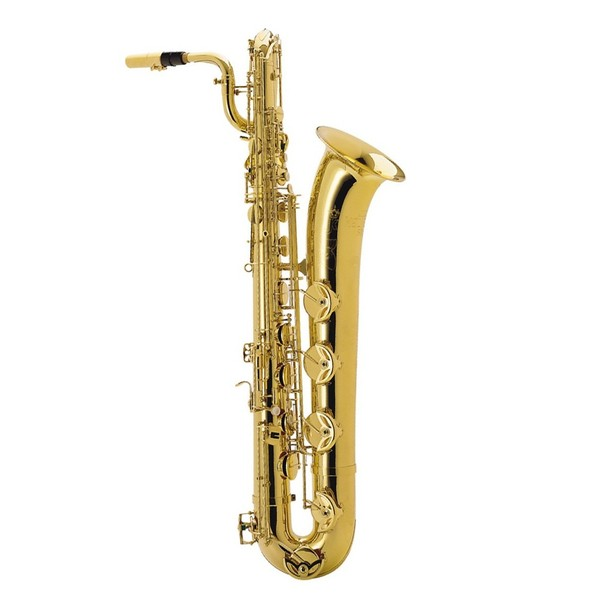 Keilwerth SX90 Baritone Saxophone, Gold Lacquer, Low A
