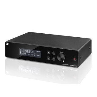 Sennheiser EM-XSW 2 Receiver without Antennas