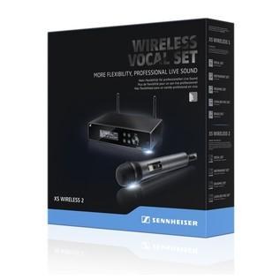 Sennheiser XSW 2-835 Vocal Set, Packaging