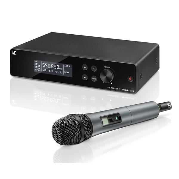 Sennheiser XSW 1 825 E Vocal Set Trådløst Mikrofoner
