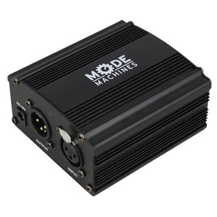 Mode Machines NW-100 48V Phantom Power For Condenser Microphones - Angled