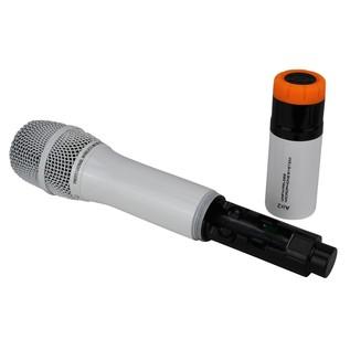 Mode Machines Air-2 W Dual Wireless UHF Microphone Set - Microphone Internal