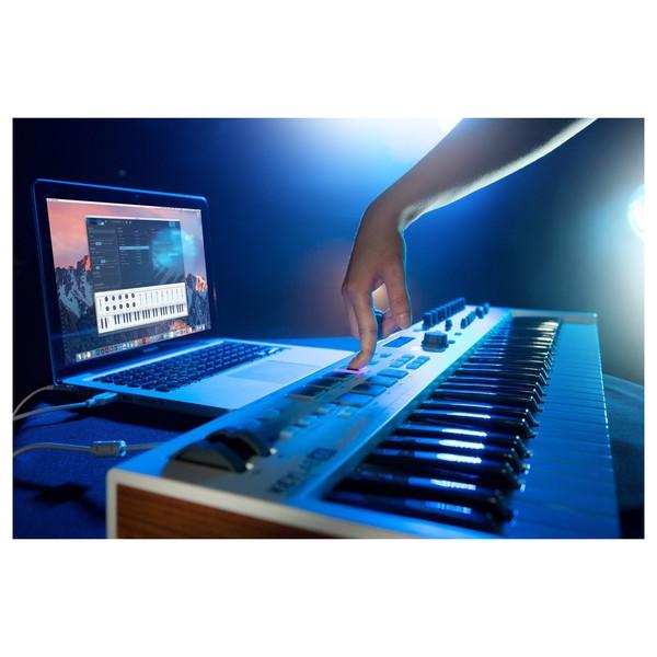 Arturia KeyLab Essential 61 MIDI Keyboard Action 1