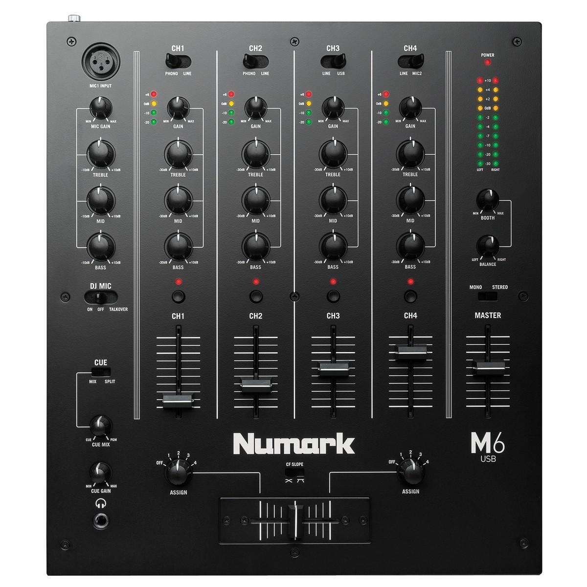 DJ Numark M6 USB