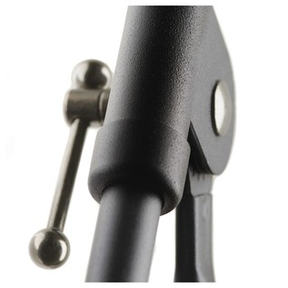 Stagg Microphone Boom Stand with Folding Legs, Black - Detail 3