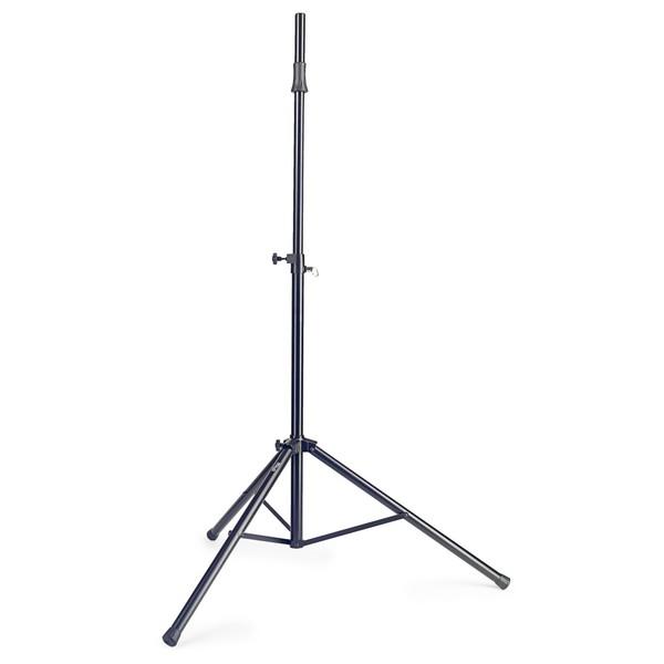 Stagg SPS90-ST Left Black Steel Speaker Stand - Main